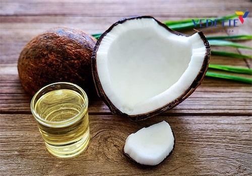 ăn dầu dừa có giảm mỡ toàn thân không