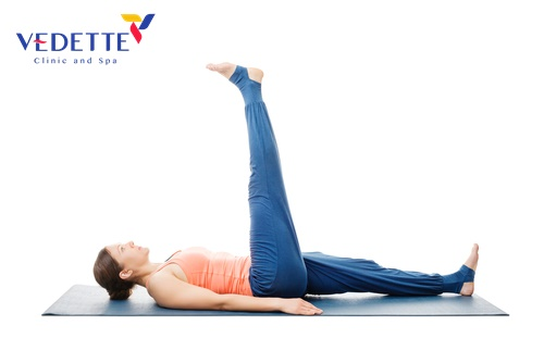 bai tap yoga giam mo bung sau sinh mo 5