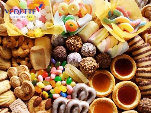 chế độ ăn uống giảm mỡ bụng sau sinh