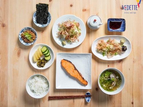 giảm mỡ bụng sau sinh của Nhật