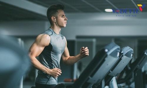 bài tập giảm mỡ toàn thân nam