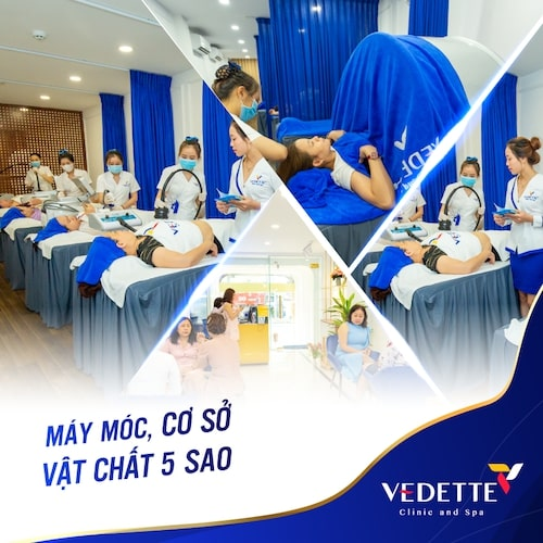 Hệ thống cơ sở Vedette