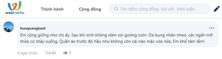 review giam beo sau sinh 2