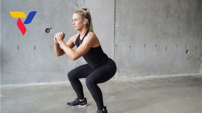 bài tập giảm mỡ eo cho nữ