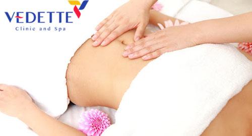 massage giảm mỡ eo