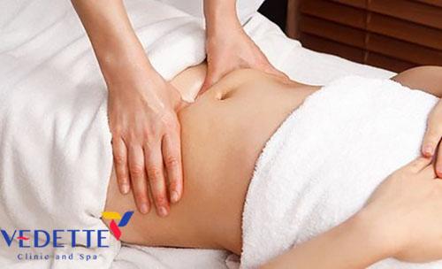 massage giam mo eo