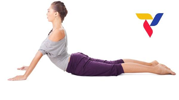 yoga giảm béo sau sinh