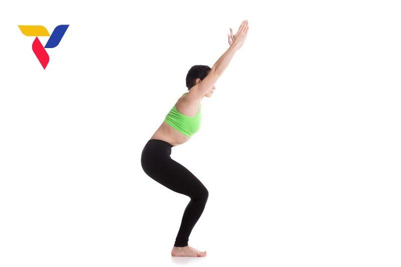 yoga giam mo bung sau sinh 8