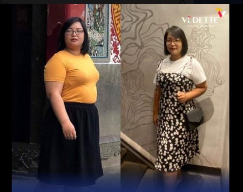 cách giảm béo cho dân văn phòng