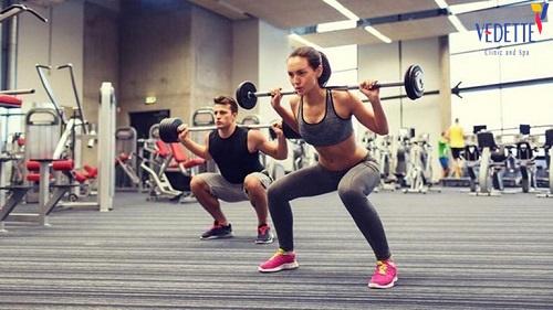 cách giảm cân tại nhà cho nữ
