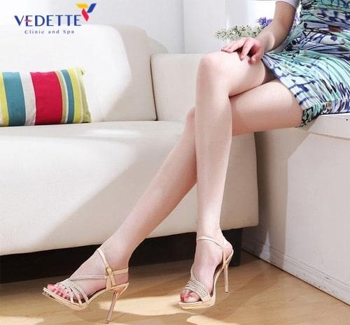 giảm mỡ bắp chân