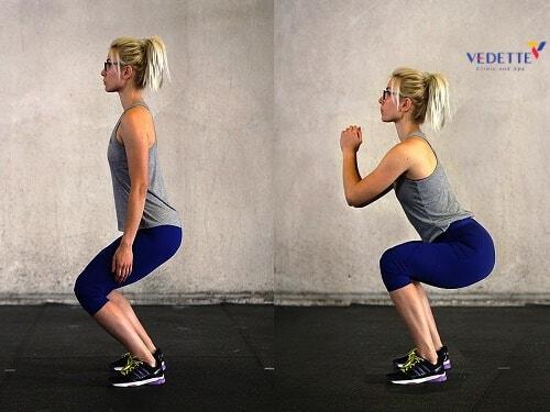 giảm mỡ mông cho nữ cách nào tốt nhất