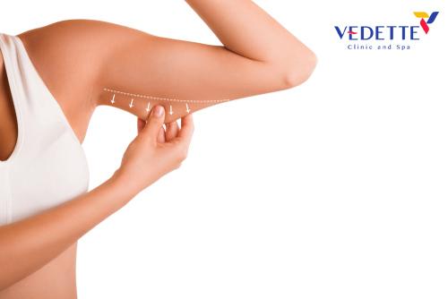 cách giảm béo cánh tay