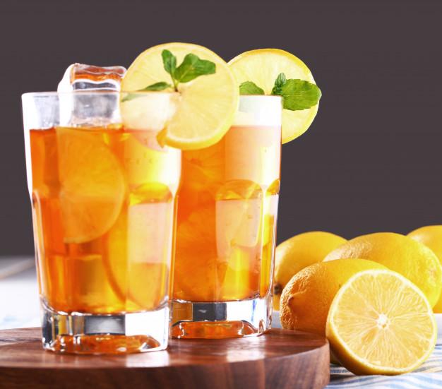 trà chanh giảm béo
