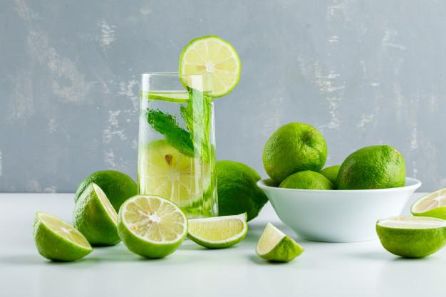 nước uống chanh giảm cân
